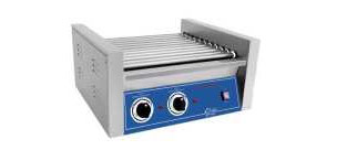 Globe® Hot Dog  Countertop Roller Grill