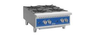Globe® 4 Burner  Gas Hot Plate