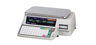 Globe® Label  Printing Scale