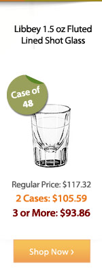Libbey Shot Glass