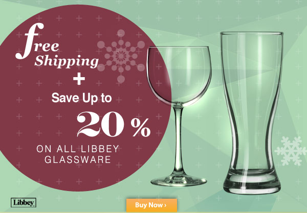 Shop All Libbey