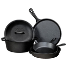Lodge Cast Iron Cooking Set