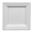 Bright White Square Plate